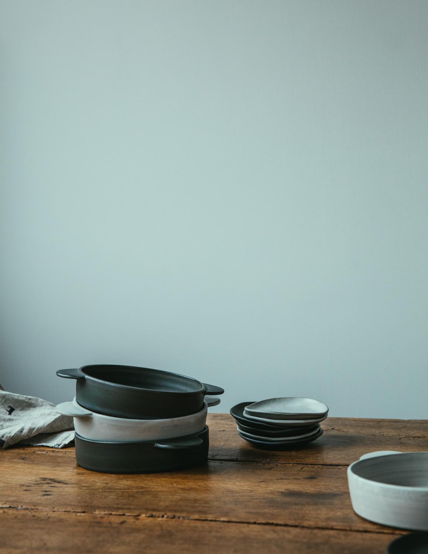 Nouvelle collection de vaisselle en collaboration avec Gaïa!